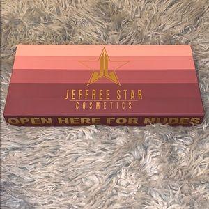 Jeffree Star Liquid Lip Nudes